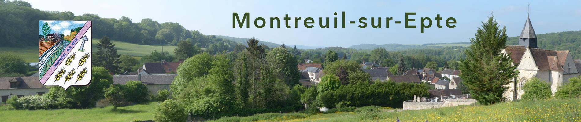 *Montreuil-sur-Epte Val d'Oise